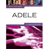Hal Leonard Really Easy Piano Adele
