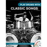 Hal Leonard Play Drums With Classic Songs