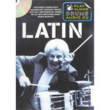 Hal Leonard Play Along Drums Latin