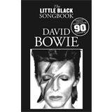 Hal Leonard The Little Black Songbook David Bowie