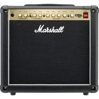 Marshall DSL15C tube guitar combo