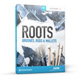 Toontrack Roots SDX Brushes Rod & Mallets