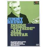 Hal Leonard Hot Licks Jimmy Bruno Inside Outside Jazz Guitar
