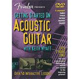 Hal Leonard Getting Started On Acoustic Guitar