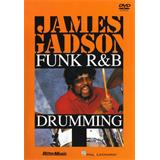 Hal Leonard James Gadson Funk RnB Drumming