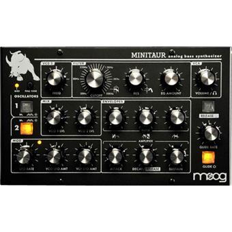 Moog Minitaur analoge synthesizer