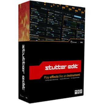 Izotope Stutter Edit audio-/effectplugin