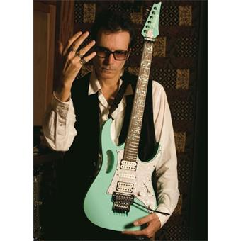 Ibanez JEM70V Steve Vai Signature Sea Foam Green electric guitar