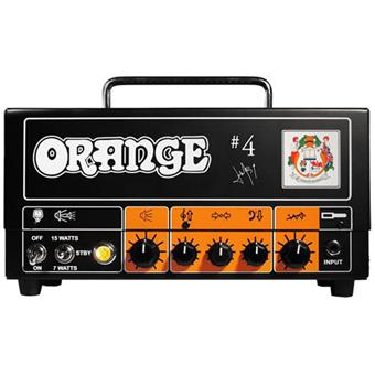 Orange Signature 4 Jim Root Terror Head tube guitar head