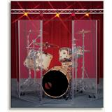 Clearsonic A5-6 Drum Shield