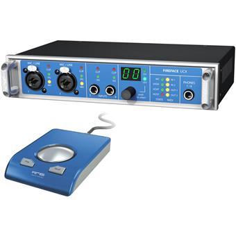 RME Fireface UCX Plus Basic Remote Firewire audio-interface