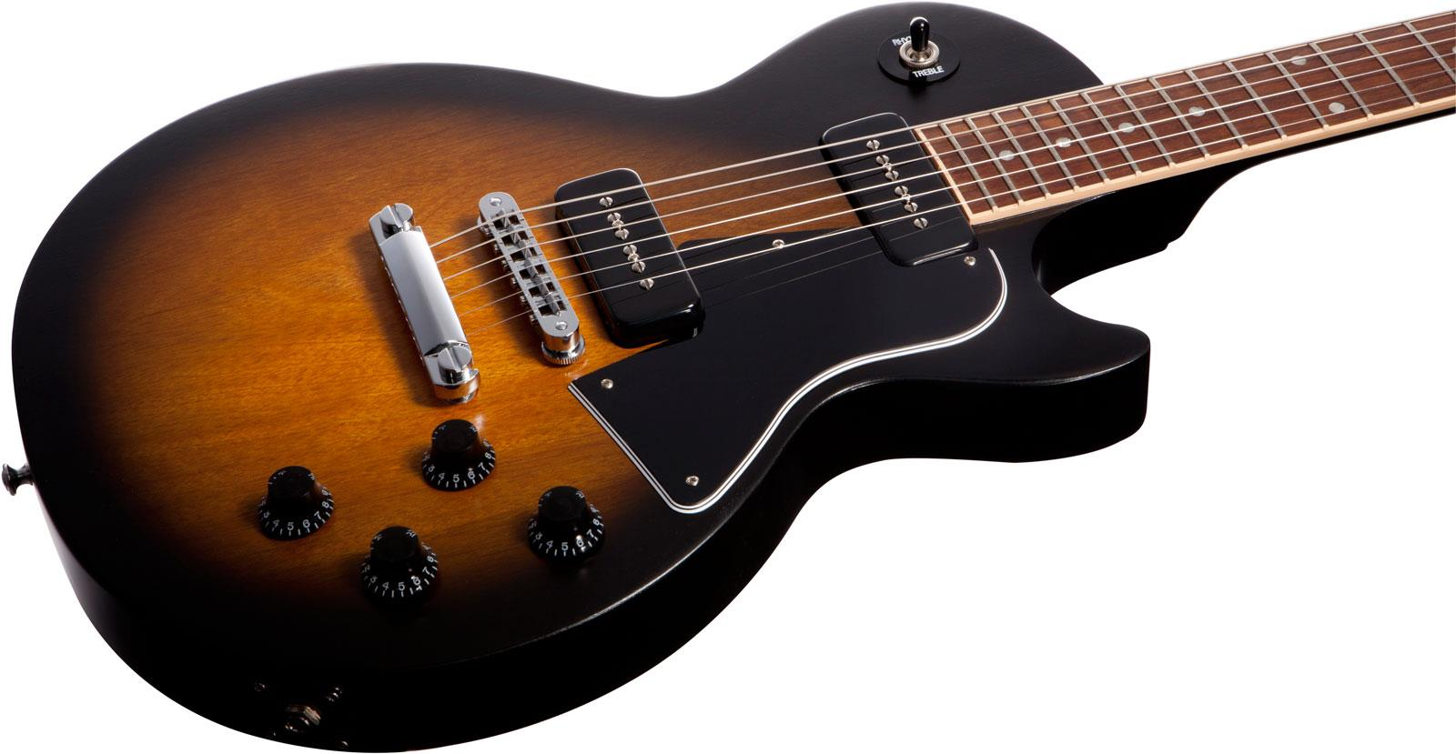 gibson les paul junior special p90 satin vintage sunburst. Black Bedroom Furniture Sets. Home Design Ideas