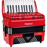Roland FR-1X Accordion Red