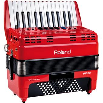 Roland FR-1X Accordion Red accordéon numérique