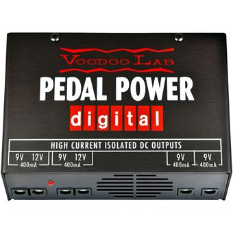 Voodoo Lab Pedal Power Digital pedal power supply/adapter