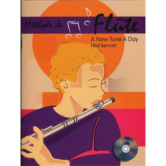 Hal Leonard A New Tune A Day Methode De Flute teaching method