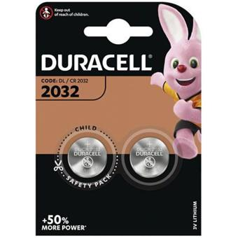 Duracell CR2032 3V Procell accu/battery/charging set