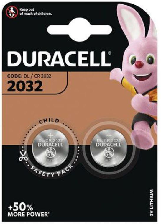 Image of Duracell CR2032 3V Procell 5000394033917