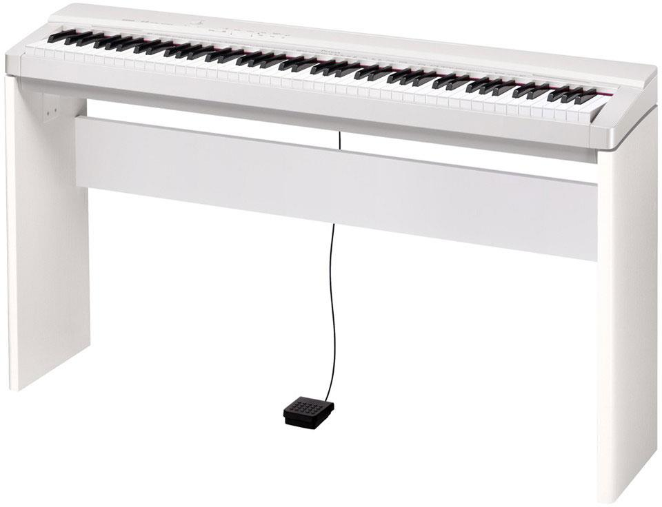 casio privia px135 white keymusic. Black Bedroom Furniture Sets. Home Design Ideas