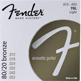 Fender 70L Bronze Wound Ball End