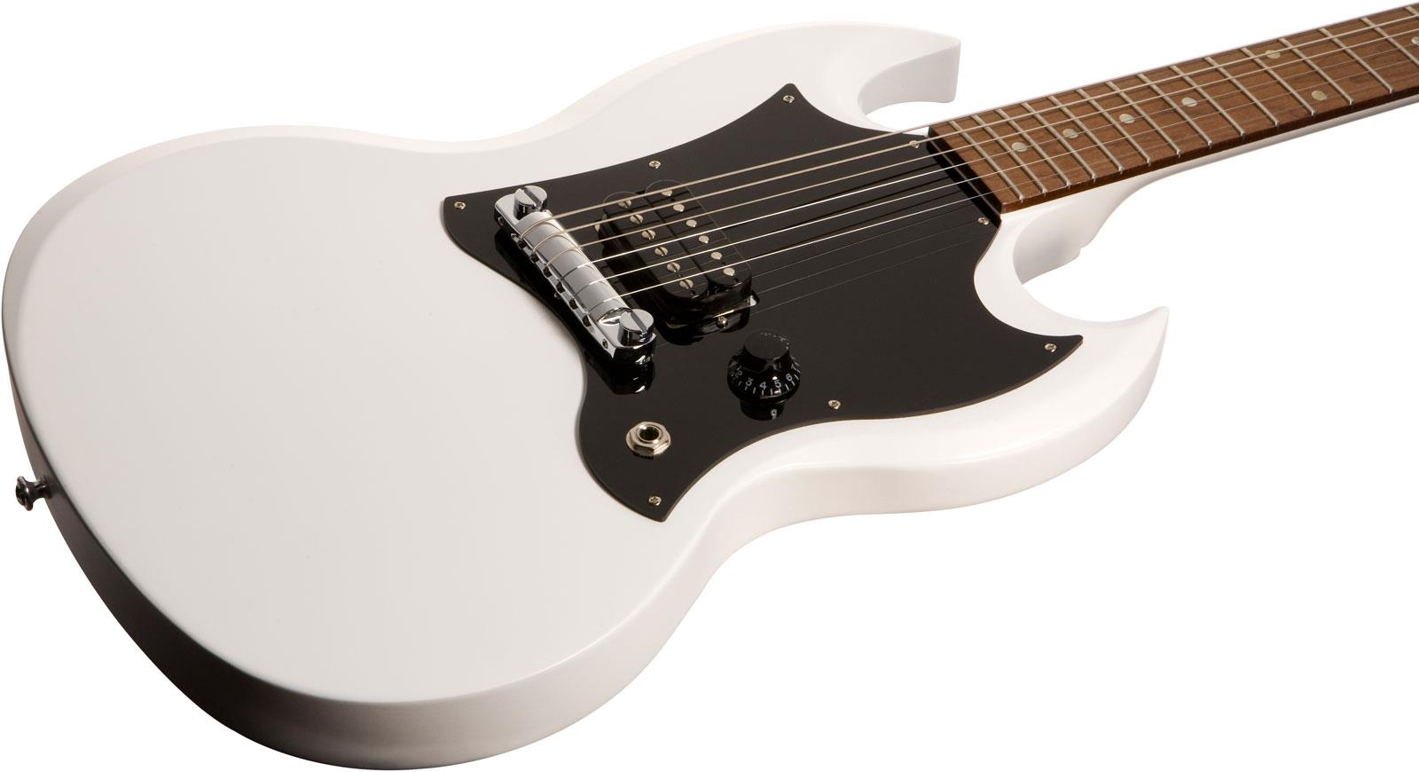 Gibson Melody Maker SG Satin White