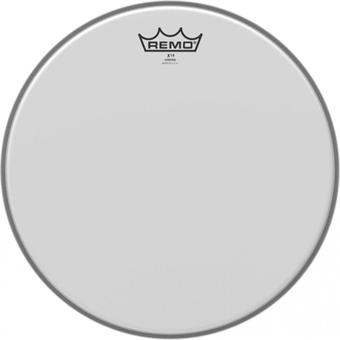 "Remo AX-0113-14 Ambassador X14 Coated (extra thick) 13"" peau caisse claire"