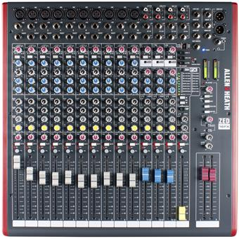 Allen & Heath ZED-16FX  Analog Mixer