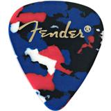 Fender 351 Classic Celluloid Picks Medium Confetti 12 Pack