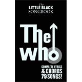 Hal Leonard The Little Black Songbook The Who