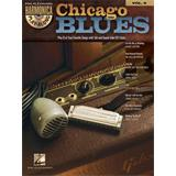 Hal Leonard Harmonica Play Along Volume 9 Chicago Blues