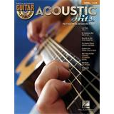 Hal Leonard Guitar Play Along Volume 141 Acoustic Hits
