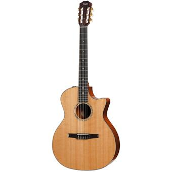 Taylor 514ce Nylon classical guitar with electronics