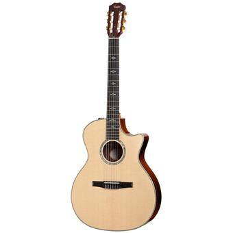 Taylor 814ce Nylon classical guitar with electronics