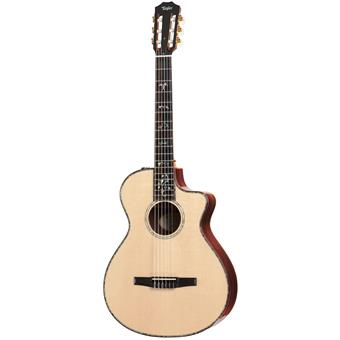 Taylor 912ce Nylon classical guitar with electronics