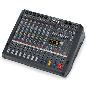 Dynacord PowerMate 600 Mk3 powered mixer