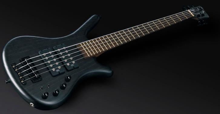 Warwick Corvette 5 Nirvana Black Oil Keymusic