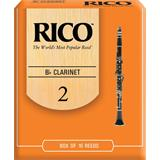 Rico Bes Clarinet Reeds 2