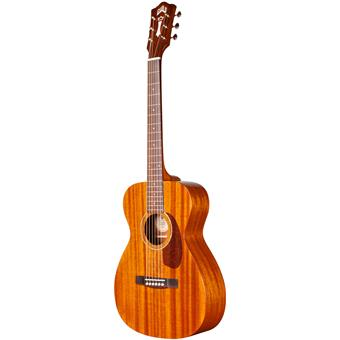 Guild M-120E Natural acoustic-electric orchestra guitar