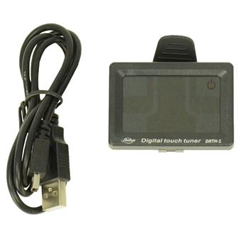 Hudson DRTH-1 USB Digital Touch Tuner clip-on stemapparaat