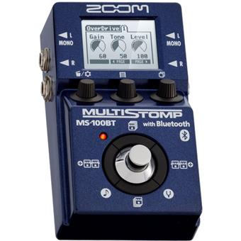 Zoom MS100BT gitaar multi-effect