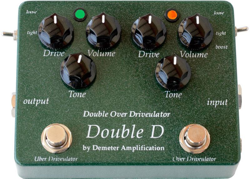 Image of Demeter DD1 Double Overdrive 0000000000000