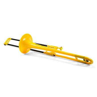pBone Trombone Yellow blaasinstrument