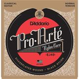 D'Addario EJ49 Pro-Arte Classical Normal Tension Black Nylon