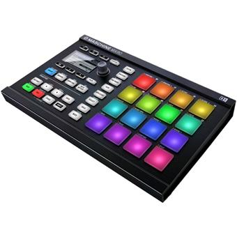 Native Instruments Maschine Mikro MK2 Black padcontroller