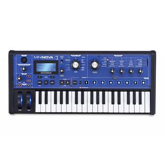 Novation MiniNova modelling synthesizer
