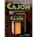 Hal Leonard Getting Started On Cajon