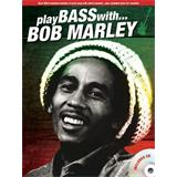 Hal Leonard Play Bass With Bob Marley