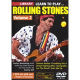 Hal Leonard Learn To Play Rolling Stones Volume 2