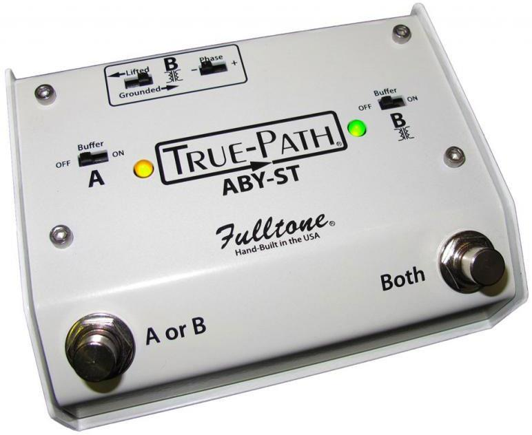 Image of Fulltone TruePath ABY Soft Touch White 0000000000000