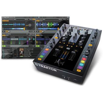 Native Instruments Traktor Kontrol Z2 2 channel dj mixer